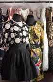 Módní krásné oblečení na manekýnka — Stock fotografie