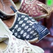 Authentic Iranian woman's shoes — Stock Photo #45464983