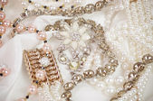 Beautiful jewelry — Stock Photo