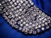 Beautiful jewelry background — Stock Photo