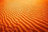 Abstract texture of sand dune in desert — Stock Photo