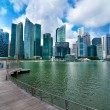 Urban Landscape Of Singapore — Stock Photo #22972712