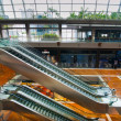 Singapore. Shopping center at Marina Bay Sands Resort — Stock Photo
