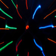 Abstract multicolor light background — Stockfoto
