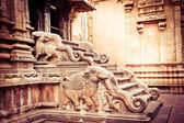 Hindu Brihadishvara Temple. South India — 图库照片
