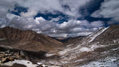 Himalaya high mountain landscape. India, Ladakh — Foto Stock