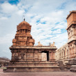 Brihadishvara Temple. India — Stock Photo