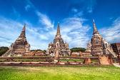 Asian religious architecture — Stock Photo