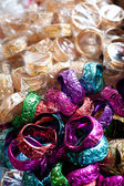 Bangles at Indian market place — Foto Stock
