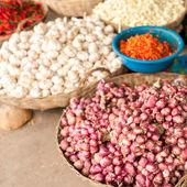 Especiarias asiáticas. — Foto Stock