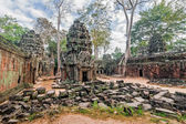 Ancient Khmer architecture. — Stockfoto