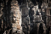 Ancient Khmer architecture. — Stock Photo