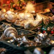 Christmas market details — Stock Photo
