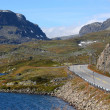 Stock Photo: Norwegian Road
