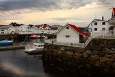 Honningsvaer — Stock Photo