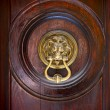 Doorhandle — Stock Photo