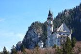 Pałac neuschwanstein, bavaria, niemcy — Zdjęcie stockowe