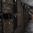 Stock Photo: Old wine-cellar