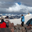 Mountain camp — Stock Photo #36041759