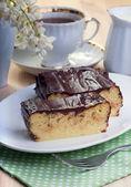 チーズケーキ — ストック写真