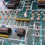 Microcircuit — Stock Photo #2120806