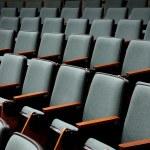 Empty Auditorium Seats — Stock Photo #1611977