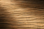 Rough-Cut Timber Texture Lit Diagonally — Stock Photo