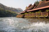 在泰国的桂河建 — 图库照片