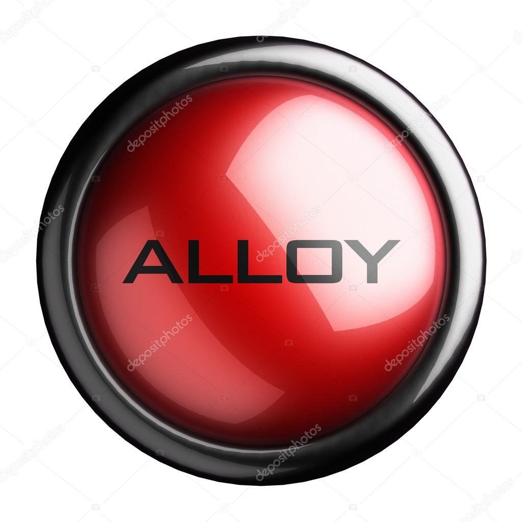 Word on the button  Stock Photo #13475744