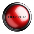 Stock Photo: Word on the button
