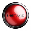 Word on the button — Stock Photo #13500794