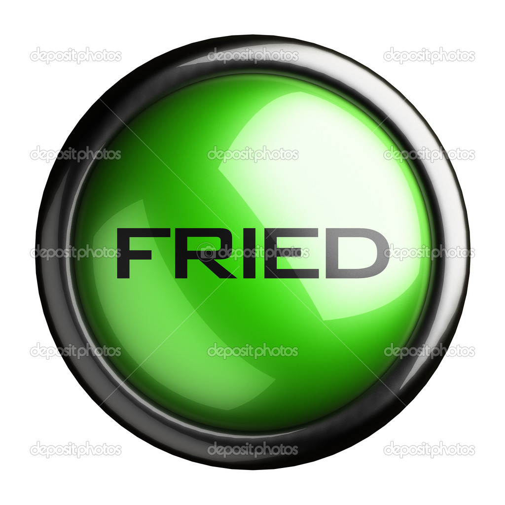Word on the button — Stock Photo #15360837