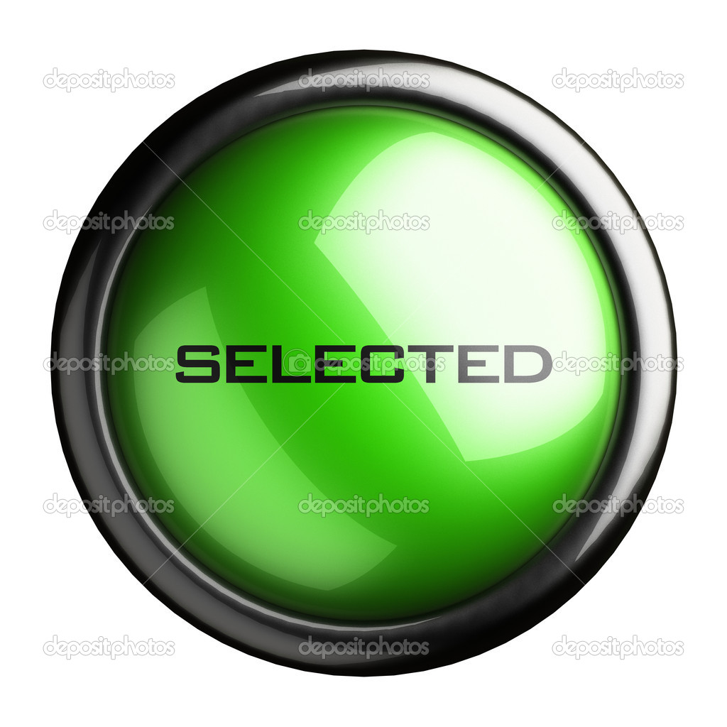 Word on the button — Stock Photo #15815841