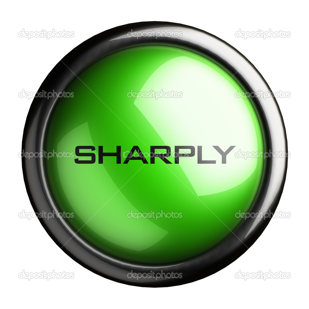 Word on the button  Stock Photo #15816237