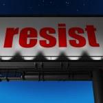 Word on billboard — Stock Photo #24456945