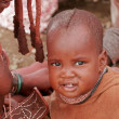 Himba child, Namibia — Stock Photo #12657108