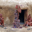 Himba family, Namibia — Stock Photo #12657109