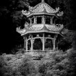 Chinese pagoda — Stock Photo