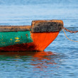 Boat on water — Stock Photo