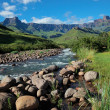 Drakensberg mountains — Stock Photo #22437011