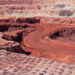 Iron ore mining — Stock Photo #22437021