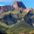 Drakensberg mountains - 图库照片