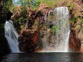 Vodopád, národní park kakadu — Stock fotografie