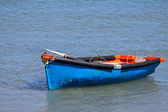 Boat on water — Stockfoto