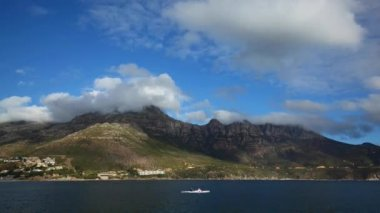 Hout Bay time lapse — Stock Video