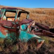 Rusty old pickup truck — Stock Photo #38231743