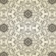 Vector Vintage Highly Detailed Seamless Pattern — Stock Vector