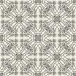 Vector seamless   vintage pattern — Stockvektor