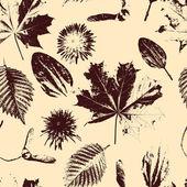 Vektör sorunsuz çiçek desenli — Stok Vektör