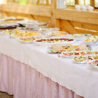 Catering food — Photo #11737176